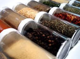 Spice jars 4